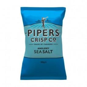 Patatine Sea Salt 150g PIPERS