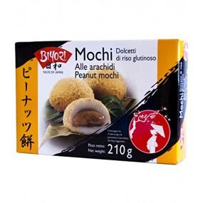 Mochi Gusto Arachidi 210g BIYORI