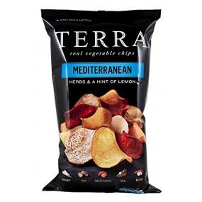 Chips Mediterranean 110g TERRA CHIPS