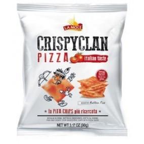 Patatine CrispyClan Pizza 90g LA MOLE