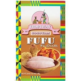 Farina Cocoyam Fufu 680g TROPIWAY
