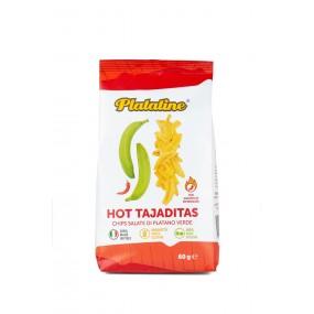 Patatine di Platano Verde Hot Tajaditas 60g PLATATINE