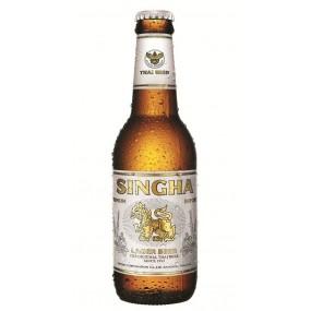 Birra Lager 630ml SINGHA
