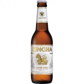 Birra Lager 330ml SINGHA