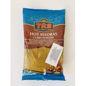 Curry Piccante Madras 100g TRS