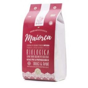 Farina di Grano Antico Siciliano Maiorca Bio Integra 1kg RIGGI