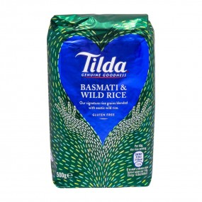Riso Basmati & Wild Rice 500g TILDA