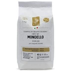 Farina di Grano Tenero 00 Mondello 1kg RIGGI
