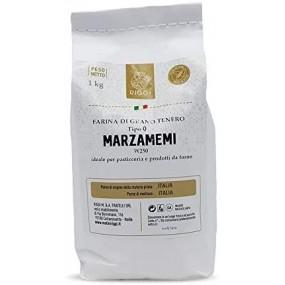 Farina di Grano Tenero 00 W250 Marzamemi 1kg RIGGI