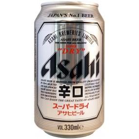 Birra Super Dry 500ml ASAHI