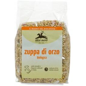 Zuppa di Orzo Bio 400g ALCE NERO