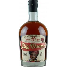 Rum Demerara Muscatel Finished 10 Anni 700 ml BIG MAMA RUM