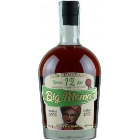 Rum Demerara Porto Finished12 Anni 700 ml BIG MAMA RUM