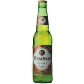 Birra 355ml PRESIDENTE