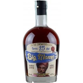 Rum Demerara Pedro Ximenez Finished 15 Anni 700 ml BIG MAMA RUM