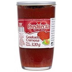 Confettura di Guava Goiabada Cremosa 320g PREDILECTA
