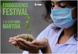 Food&Science Festival 2021: food tra scienze e produzione